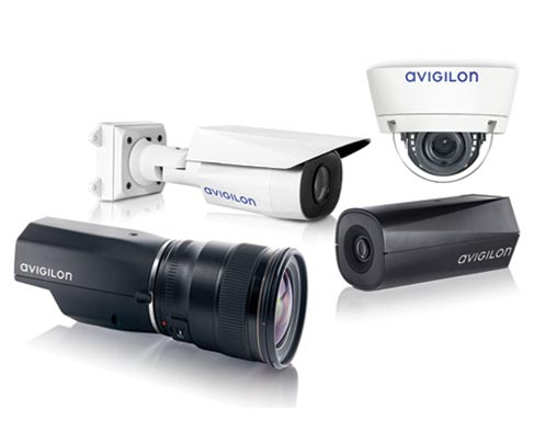 Avigilon video